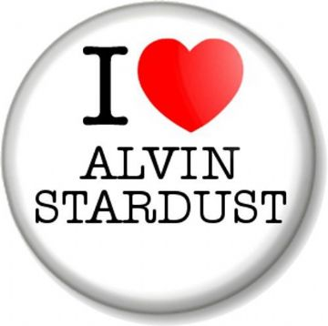 I Love / Heart ALVIN STARDUST - Singer - Actor
